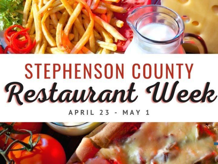 Stephenson County Restaurant Week